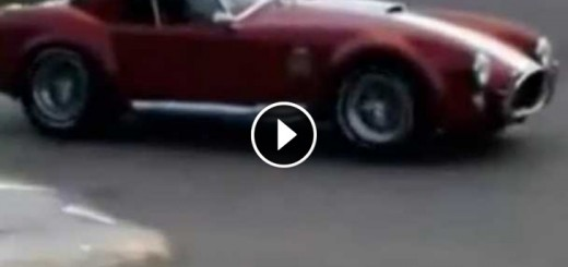 dumb woman crashes shelby cobra