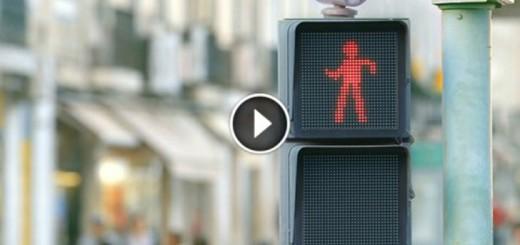 dance traffic light