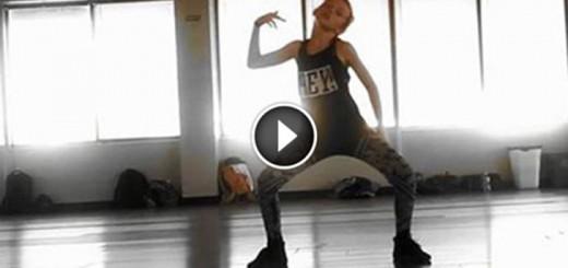 11 Yo Girl Dances to Nicki Minaj's