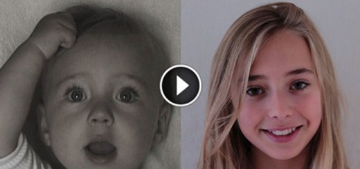 Dad Films His Daughter Every Week For 14 Years