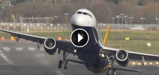 crosswind difficulties