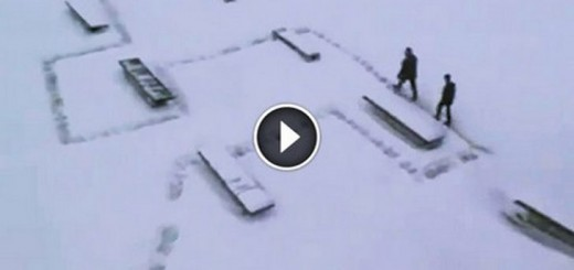 How to Annoy People when it Snows. This Is Hysterical!