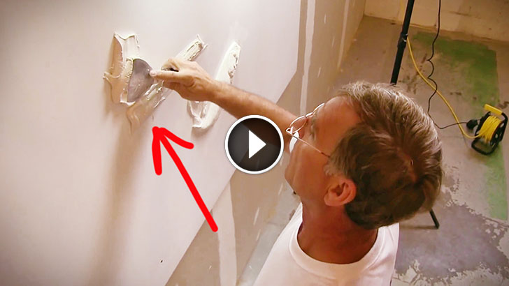 It Started With A Blank Wall. How It Ended Absolutely Blew My Mind!