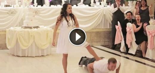 amazing wedding dance