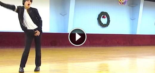 julian michael jackson dance