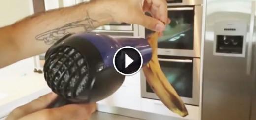 how to rejuvenate overripe banana