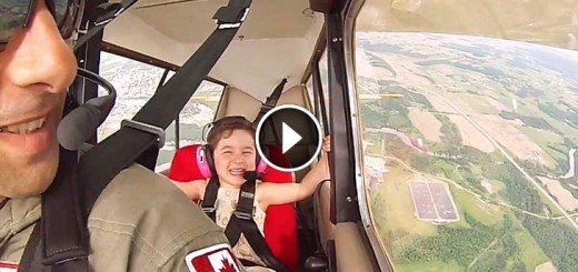 pilot daddy daughter wild ride