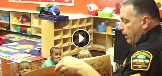 school officer adopts unadoptable student