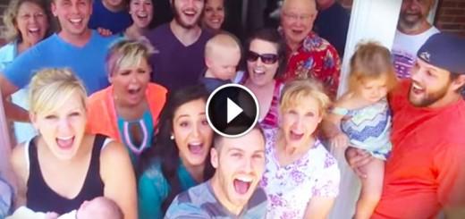 selfie stick pregnancy