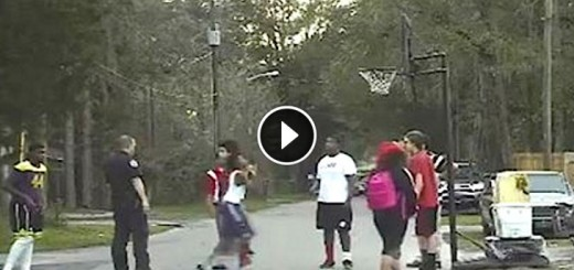 cop basketball