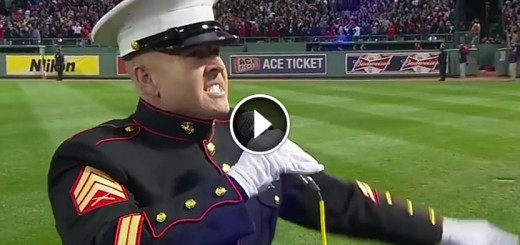 marine god bless america