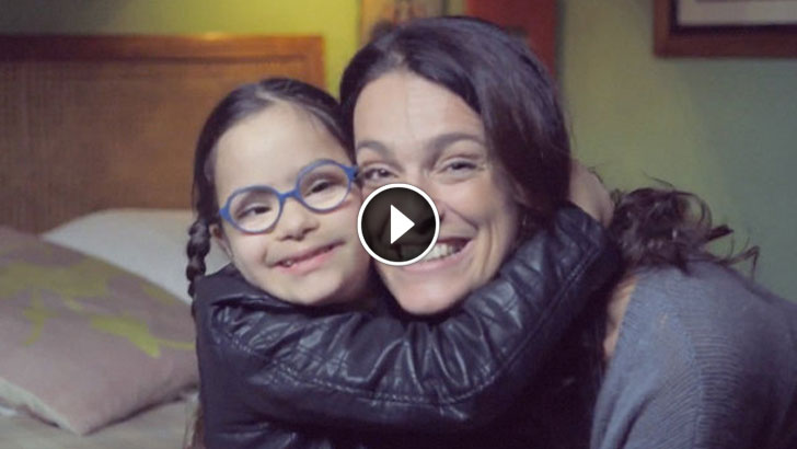 Celebrity parents of down syndrome children