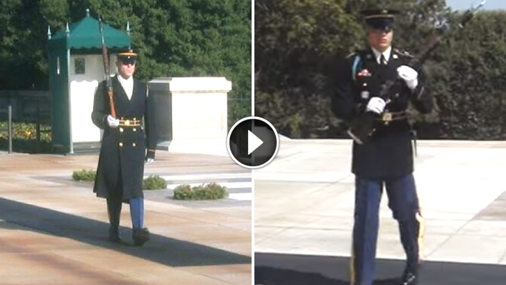 guards of the unknown soldier celibate relationship